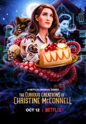 The Curious Creations of Christine McConnell Poster