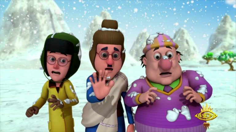 Download Motu Patlu hd wallpapers ice
