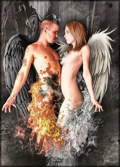 Ltd Photography and Design - Angels and Demons