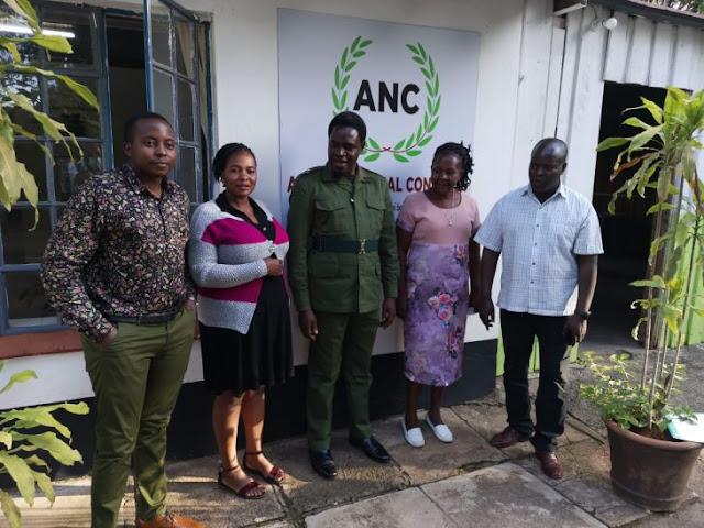 Law Society of Kenya (LSK) President Nelson Havi photo