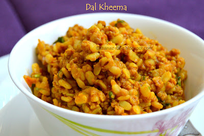 Kheema Dal