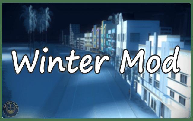 Grand Theft Auto Vice City Winter Mod 3.0