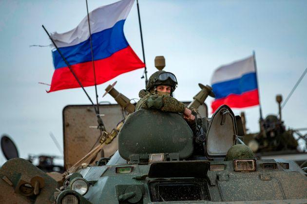 Η σύμπραξη Ρωσίας – Τουρκίας είναι συγκυριακή
