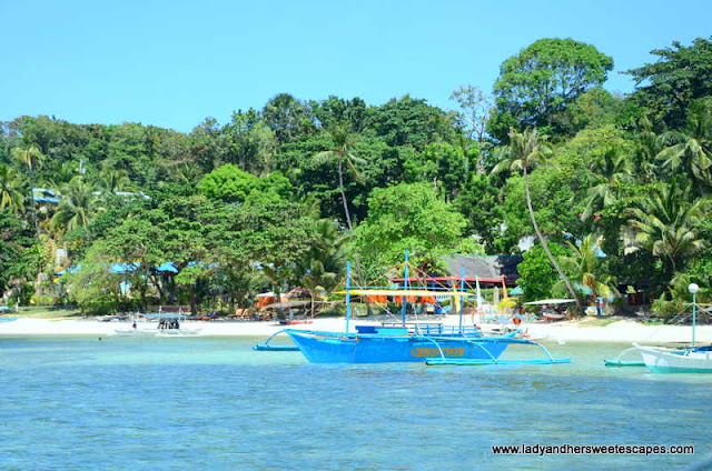 Punta Ballo beach Sipalay