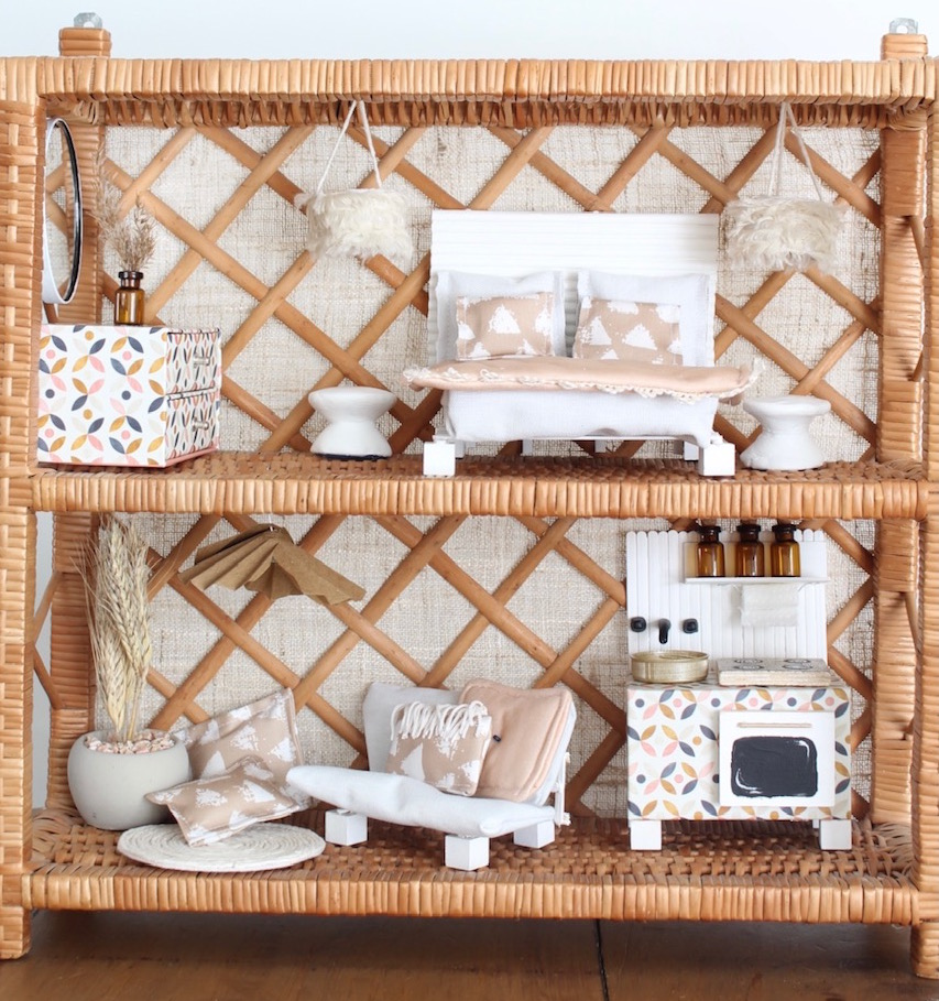 Modern DIY Dollhouse