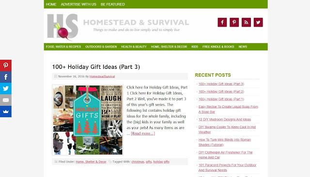 Homestead & Survival