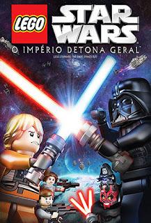 Lego Star Wars: O Império Detona Geral - DVDRip Dublado