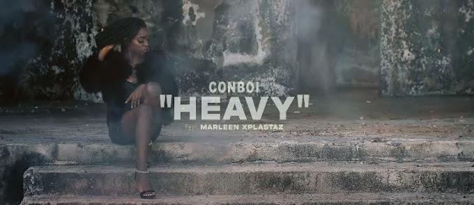 VIDEO   Conboi Ft. Marleen Xplastaz - Heavy   Mp4 Download