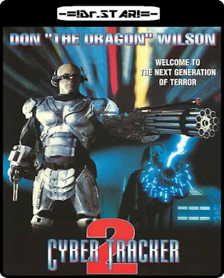 Cyber Tracker 2 1995 Dual Audio Hindi DVDRip 300Mb x264