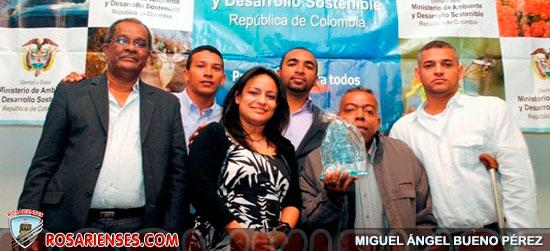 SENA: En concurso sobre cambio climático, instructores SENA ganan premio   Rosarienses, Villa del Rosario