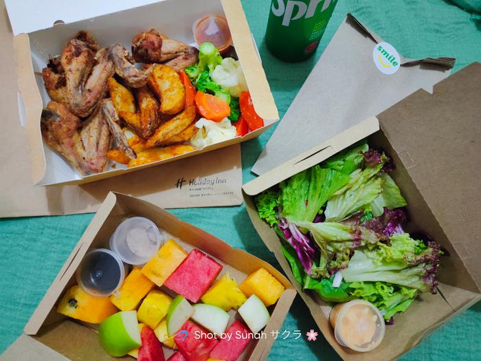 Dinner Menu Western Specialty dari Holiday Inn Johor Bahru City Centre