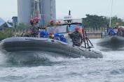 Marines Coast To Coast Vaccination Sasar Pulau Arar Distrik Mayamuk