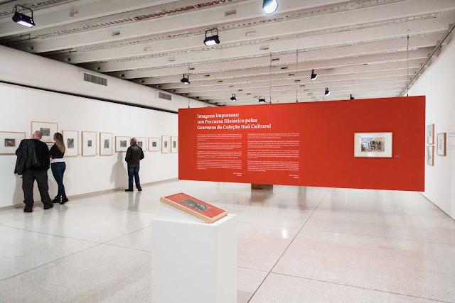 Imagens impressas: um percurso histórico pelas gravuras da coleção Itaú Cultural