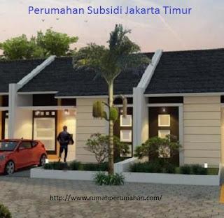 Perumahan Murah di Jakarta Timur, Perumahan Subsidi, Perumahan KPR