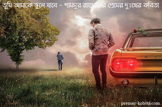 tumi-amake-vule-jabe-shamsur-rahman-er-premer-dukher-kobita-love-sad-poem