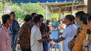 Tim Pemenang Enoniu di Kecamatan Somolo-molo Resmi Dikukuhkan