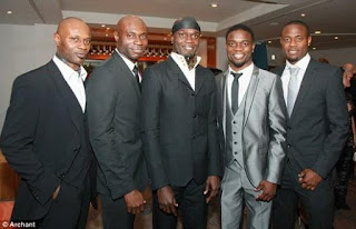 Nigerian Footballer Efe Sodje and his brothers charged with fraud