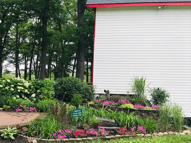 Covered Bridge Garden in Crown Point Indiana