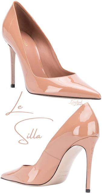Le Silla pointed stiletto pumps #brilliantluxury