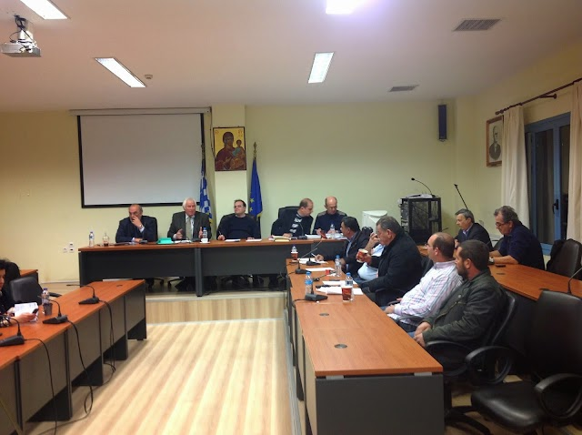 9η Συνεδρίαση Δημοτικού Συμβουλίου Τριφυλίας με 30 θέματα