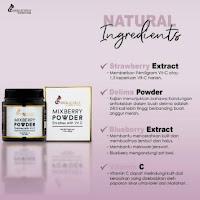 Mixberry Powder Shalicious 200gr ORIGINAL 100% (NEW) READY STOCK