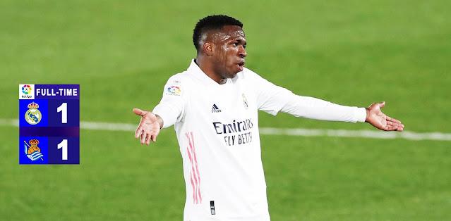 Real Madrid vs Real Sociedad Highlights