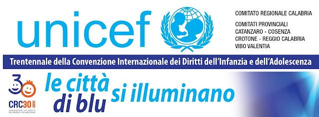 """La Parrocchia di Adami aderisce al progetto """"Go Blue"""" UNICEF"""