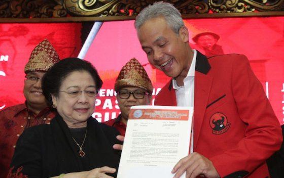 Tidak Berpedoman Pada Survei Untuk Tentukan Capres, Megawati Tinggalkan Ganjar?
