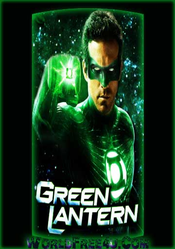 Poster Of Green Lantern (2011) Full Movie Hindi Dubbed Free Download Watch Online At worldfree4u.com