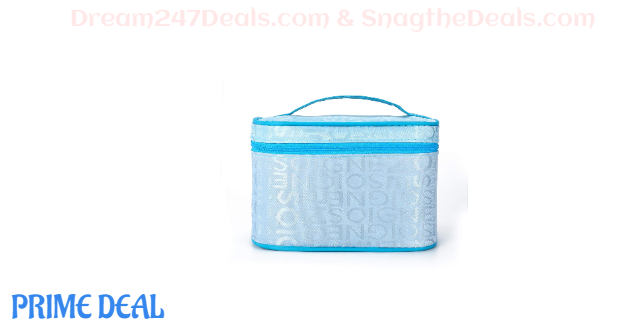 80%OFF Portable Cosmetic Bag