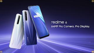 هاتف Realme 6 Pro رسميا.
