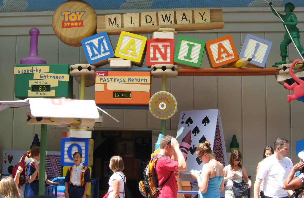Dan the Pixar Fan: Toy Story: Alphabet Blocks