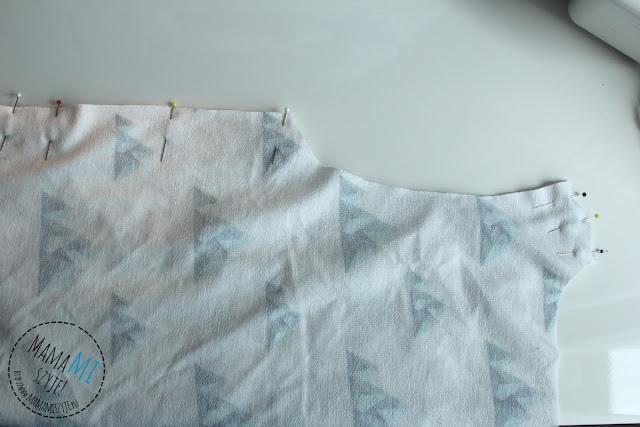 jak przerobić bluzkę na bluzkę do karmienia, maternity clothes