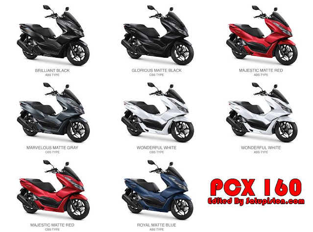 8 Perbedaan PCX 160 dan PCX e:Hev, Pilih Mana ???