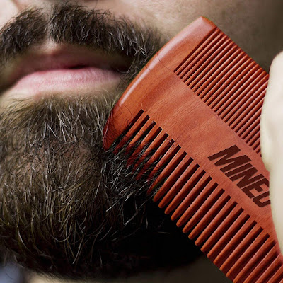 The Attributes of Modern Wooden Beard Combs