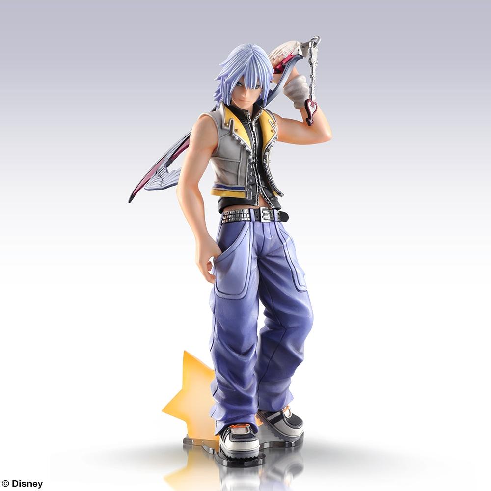 Se lanzan para reservar dos espectaculares figuras de Kingdom Hearts, sólo en la tienda de Square