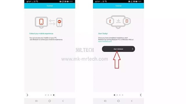 طريقة عرض شاشة الهاتف (عكس شاشة) على الكمبيوتر مع إمكانية التحكم بالهاتف بالكامل