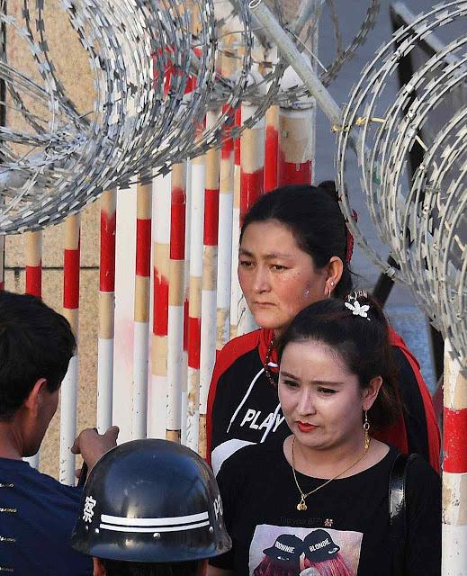 Repressão do grupo étnico-religioso Uigur, Xinjiang