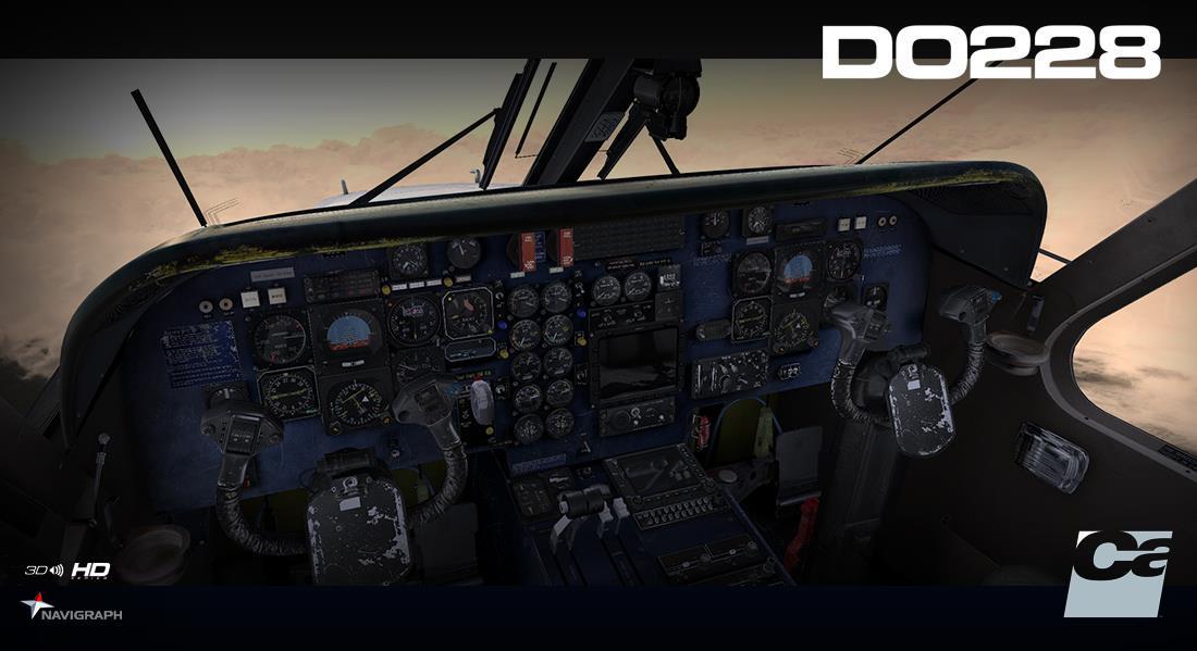 FSX/P3Dv2/P3Dv3] Carenado Dornier DO-228 v1 1 - Master Addons