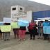 CARABAYLLO: POBLADORES ARMAN PLANTÓN EN ENTRADA DE CANTERA