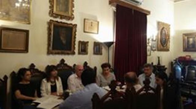 Στο ιστορικό θέατρο της Κέρκυρας San Giacomo πραγματοποιήθηκε η Γενική Συνέλευση του Δικτύου Πόλεων Ι. Καποδίστριας