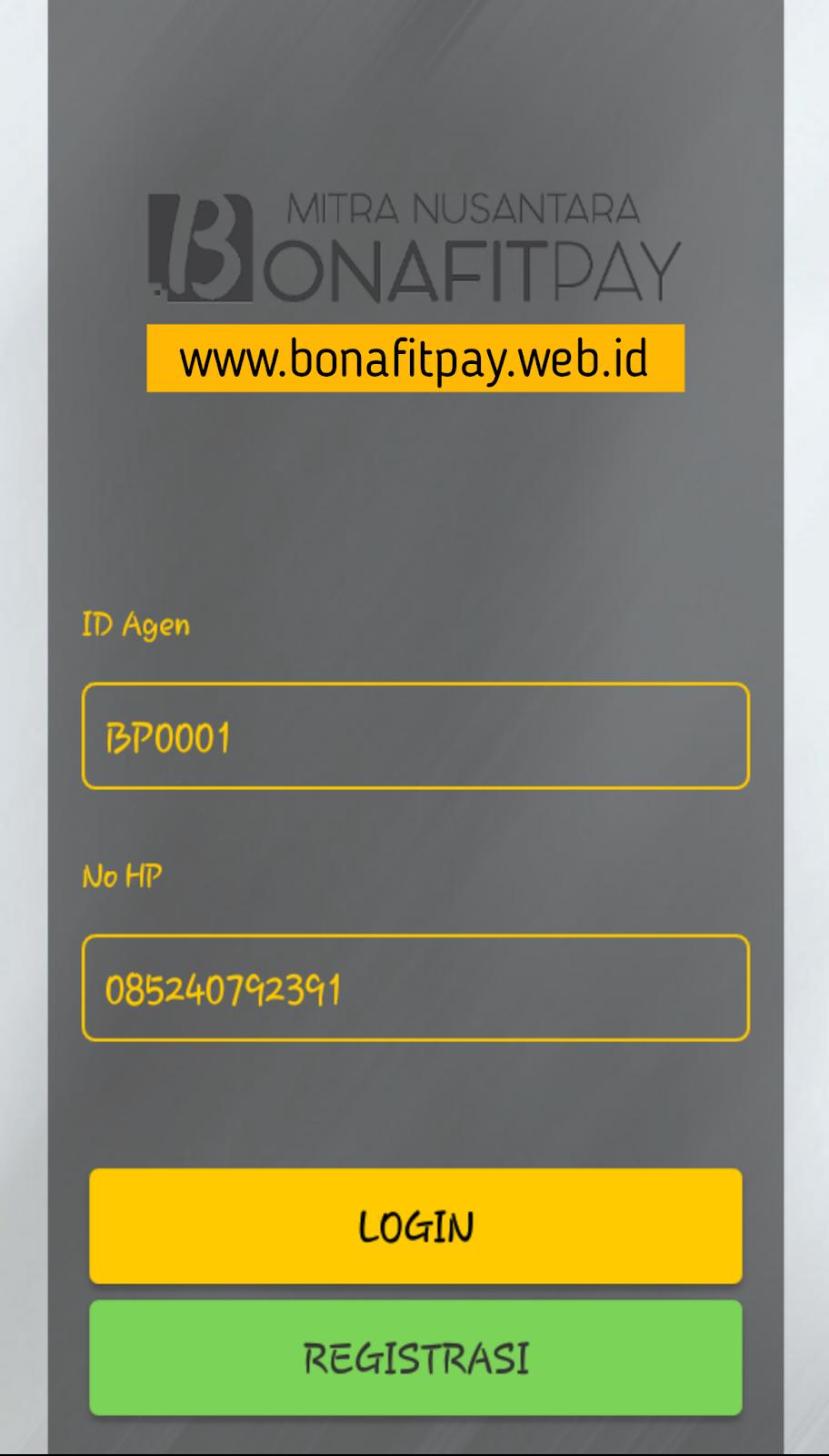 Bonafitpay