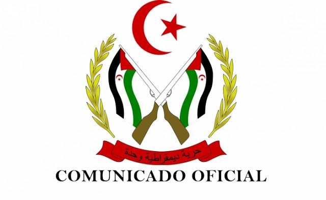 🔴 Comunicado oficial del Buró Permanente del Frente Polisario en relación a la salud del presidente y los últimos acontecimientos.