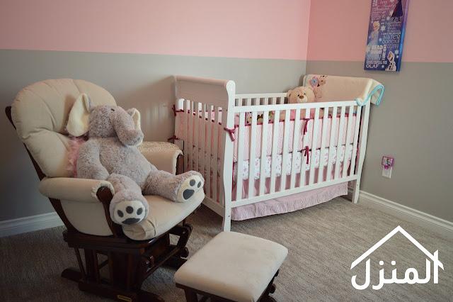 صور غرف نوم اطفال رضع حديثي الولادة