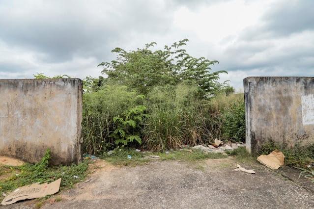 Proprietários de terrenos baldios podem ser multados