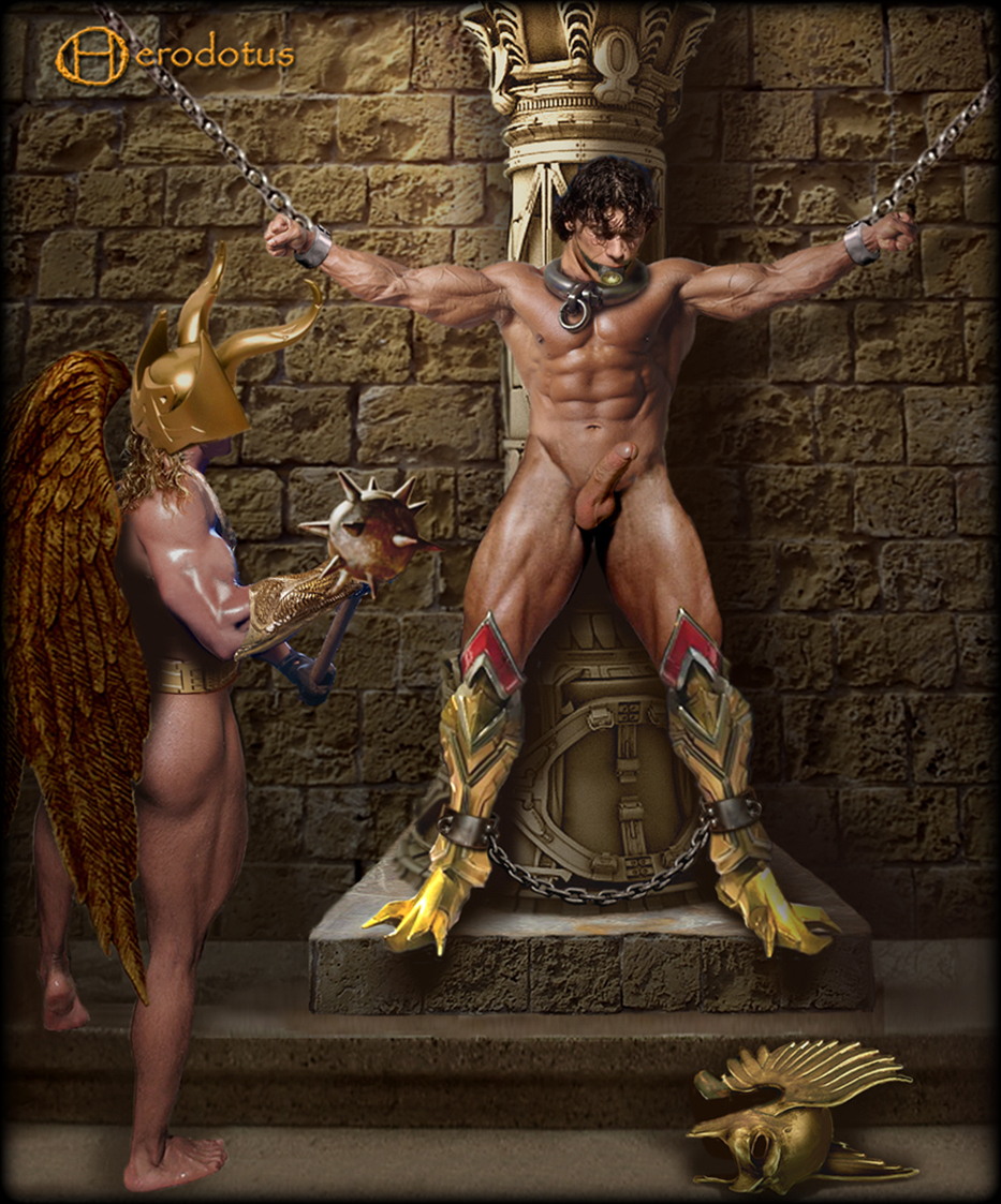 Gay heroes of ancient