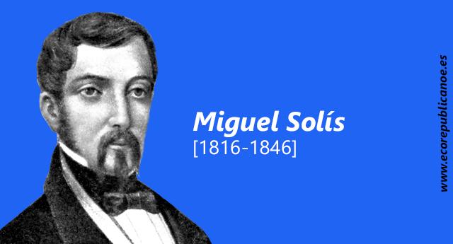 Miguel Solís y Cuetos