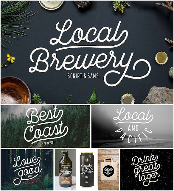 Local Brewery Download Font Free