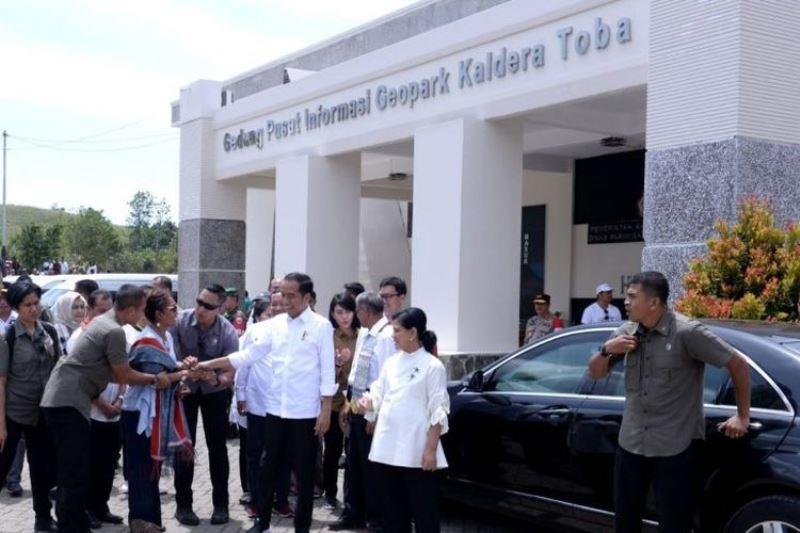 Jokowi Dorong Geopark Kaldera Toba Masuk Jaringan Global UNESCO