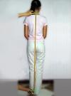 Ao Dai Vietnam costume rendre: à long